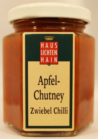 apfel chutney zwiebel chili chutney pikantes haus lichtenhain. Black Bedroom Furniture Sets. Home Design Ideas