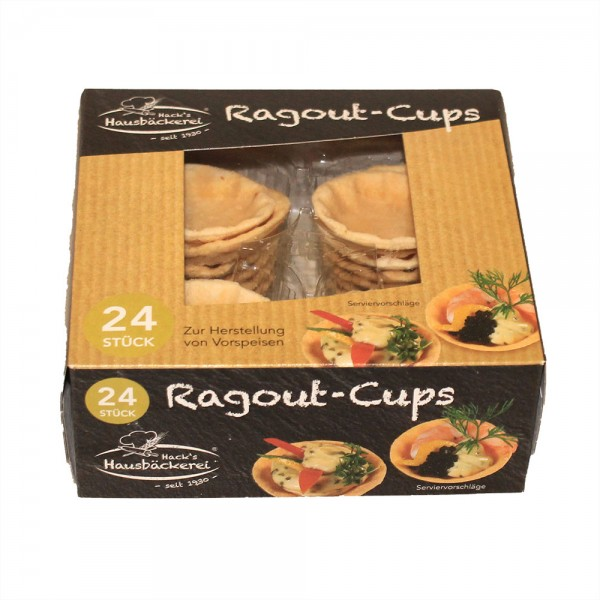 Ragout Cups